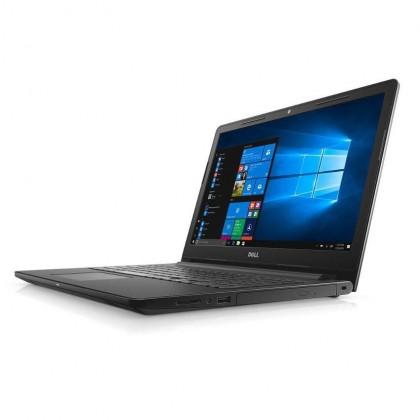 Dell Inspiron 15 3567 Notebook (i3-7020U 2.30Ghz,1TB HDD,4GB,15.6 ,W10) - Black