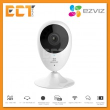 Ezviz Mini O Plus C2C 1080P Indoor WiFi Cloud Security Camera CCTV (CS-CV206-C0-3B2WFR)