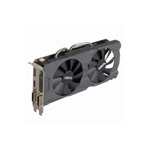 Geil Geforce GTX 1060 OC Edition 6GB GDDR5 192-Bit PCI-E Graphic Card (1  Display Port + 1 HDMI + 2 DVI)