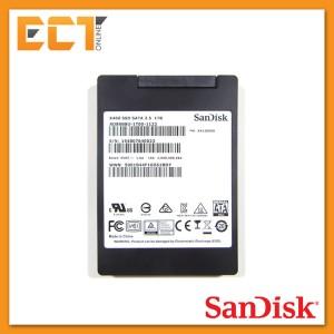 """Sandisk X400 1TB 2.5"""" 7mm Solid State Drive (SSD) - SD8SB8U-1T00-1122"""
