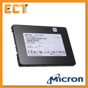 "Micron 1100 2.5"" 256GB SATA III 6GB/S Solid State Drive (SSD) - R:530MB/s, W/500MB/s"