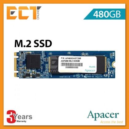 Apacer AST280 120GB/240GB/480GB SATA III 6GB/S M.2 Solid State Drive SSD