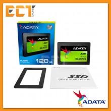 Adata SU650 120GB SATA III Solid State Drive SSD (Read:520MB/s, Write:450MB/s)