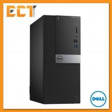 Dell OptiPlex 3040MT-i5504G1T-W107 Desktop PC (Core i5-6500 3.6GHz,1TB,4GB,W107,Black)