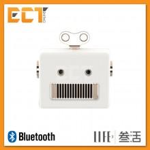 3Life 307 Portable Mini Robot Bluetooth Speaker (Color Option)