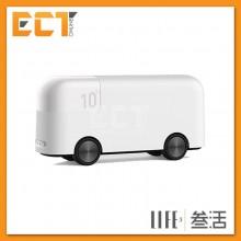 3Life 304 10000mAh Portable London Bus Micro USB Power Bank (Color Option)