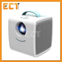 Aun Q2 Portable Mini LED Kid Story Projector with Hi-Fi Speaker