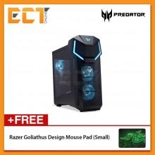 Acer Predator Orion 5000 PO5-610-8700 Gaming Desktop PC (i7-8700 3.20GHz,16GB,1TB+256GB,NV GTX1070 8GB,W10)