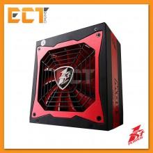 1STPLAYER Black Widow 600W Semi Modular 80 Plus Bronze Gaming Power Supply (PS-600AX)