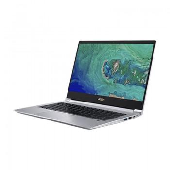 """Acer Aspire 3 SF314-55-501C Laptop (i5-8265U1.60GHz,128GB,4GB,14"""" FHD,W10) - Sparkly Silver"""