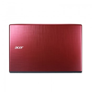 """Acer Aspire E14 E5-476G-57RV Laptop (i5-8250U,4GB,1TB+256GB,MX150 2GB,14"""" FHD,W10H) - Red"""