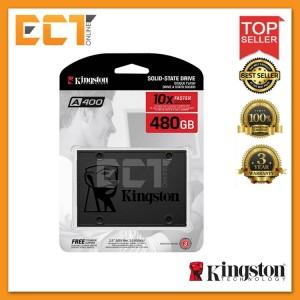 "Kingston A400 480GB 2.5"" Solid Sate Drive SSD - SA400S37/480G"