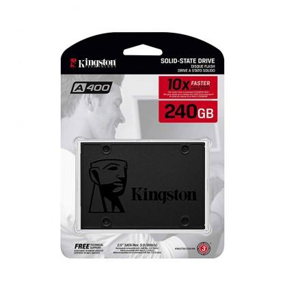 "Kingston A400 240GB 2.5"" SATA Solid State Drive SSD - SA400S37/240G"