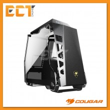 Cougar CONQUER ESSENCE Mini Tower Micro-ATX Tempered Glass Gaming Casing / Chasis