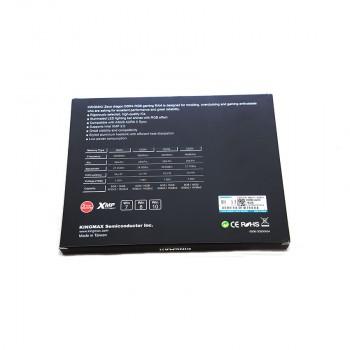 Kingmax Zeus Dragon RGB 8GB DDR4 3200MHz Gaming Desktop RAM (PC4-25600)