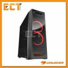 Cougar MX350 Mid-Tower ATX Tempered Glass Gaming Casing / Chasis
