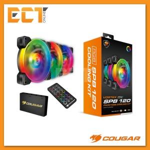 Cougar Vortex RGB SPB 120 PWM HDB Cooling Kit