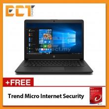 "HP 14-CK0020TX/ CK0021TX Laptop (i3-7020U 2.30GHz,1TB,4GB,ATI 520-2GB,14""HD,W10) - Black/ SIlver"