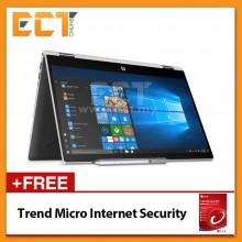 "HP Pavilion X360 14-CD1012TX Laptop (i3-8145U 3.90GHz,500GB,4GB,NV MX130-2GB,14"" HD Touch,W10) - Silver"