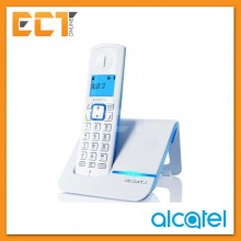 Alcatel Versatis F200 Pure Sound Residentail Phones up to 50 Name and Number Directory (Blue)