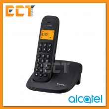 Alcatel Delta 180 Cordless Phone - Black / Blue