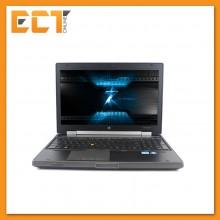 "(Refurbished) HP EliteBook 8560W Mobile Workstation (i5-2540M 3.30GHz,180GB SSD,4GB Ram,Nvidia Quadro 1000M-2G D3,15.6"" FHD,7PRO )"
