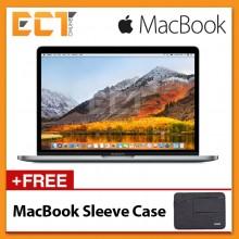 "(2018) Apple MacBook Pro MR9Q2ZP/A Laptop 256GB 13.3"" Touch Bar (i5 2.30GHz,256GB,8GB,13.3"",MacOS) - Grey"
