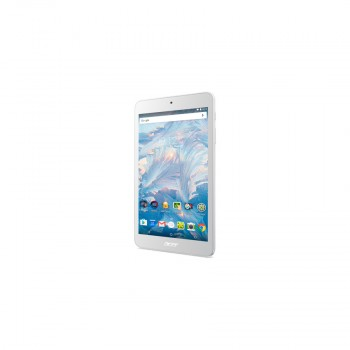 "Acer Iconia One 7 B1-790 Tablet (MT8163 1.30GHz,16GB,1GB,7"" HD,Android 6.0) - White"