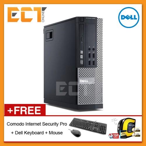 (Refurbished) Dell Optiplex 9020 SFF Business Desktop (i5-4570  3 20GHz,500GB,4GB,W7P)