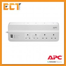 APC PM8-UK Essential SurgeArrest 8 outlets 230V UK