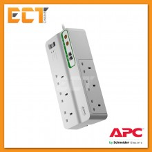 APC PMH63VT-UK Home/Office SurgeArrest 6 outlets with Phone and Coax Protection 230V UK