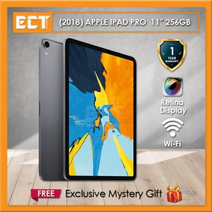 "(2018) Apple iPad Pro MTXQ2ZP/A 256GB 11"" (A12X 2.50GHz,256GB,WiFi,11"") - Grey"