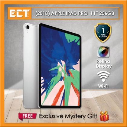 "(2018) Apple iPad Pro MTXR2ZP/A 256GB 11"" (A12X 2.50GHz,256GB,WiFi,11"") - Silver"