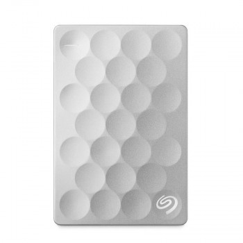 Seagate Backup Plus Ultra Slim 1TB USB 3.0 Portable External Hard Disk Drive - 9.6mm