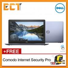 """Dell Inspiron 15 (5570) Laptop (i3-8130U 3.40Ghz,1TB,12GB,15.6""""FHD Touch,W10) - Blue"""