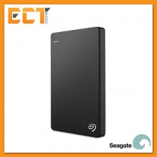 Seagate Backup Plus Slim 1TB Portable Hard Drive USB 3.0 STDR1000300 - Black