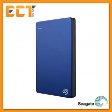 Seagate Backup Plus Slim 1TB Portable Hard Drive USB 3.0 STDR1000302 - Blue