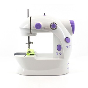 Portable Household use Multi Function Mini Sewing Machine BC-202 with Dual Speed