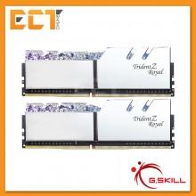 (Pre-Order) G.Skill Trident Z Royal RGB 16GB (8GBx2) DDR4 3600MHz Gaming Desktop/PC RAM (F4-3600C18D-16GTRS)