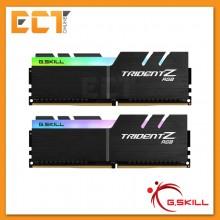(Pre-Order) G.Skill Trident Z RGB 16GB (8GBx2) DDR4 36000MHz Gaming Desktop/PC RAM (F4-3600C19D-16GTZRB)