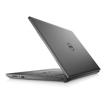 "Dell Inspiron 15-3567 Notebook (i3-7100U 2.40Ghz,128GB SSD,8GB,15.6"",W10) - Black"