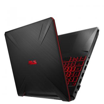 "Asus TUF FX505G-DBQ231T Gaming Laptop (i5-8300H 4.00GHz,1TB,4GB,GTX1050-4GB,15.6"" FHD,W10)"