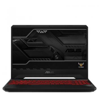 "Asus TUF FX505G-EBQ541T Gaming Laptop (i5-8300H 4.00GHz,1TB,4GB,GTX1050Ti-4GB,15.6"" FHD,W10)"