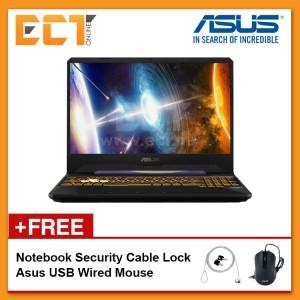 "Asus TUF FX505G-DBQ376T Gaming Laptop (i7-8750H 4.10GHz,1TB,8GB,GTX1050-4GB,15.6"" FHD,W10)"