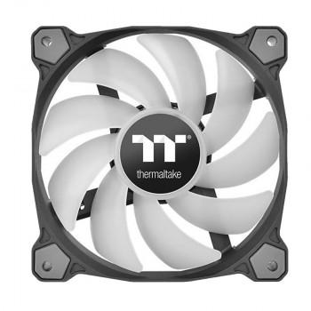Thermaltake Pure Plus 12 LED RGB Radiator Fan TT Premium Edition (3-Fan Pack) CL-F063-PL12SW-A
