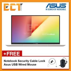 """Asus Vivobook S13 S330F-AEY106T Laptop (i5-8265U 3.90GHz,256GB,8GB,Intel,13.3"""" FHD,W10)"""