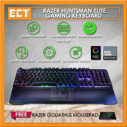 Razer Huntsman Elite Gaming Keyboard (RZ03-01870100-R3M1)