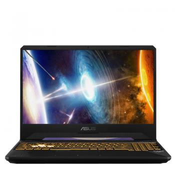 "Asus TUF FX505G-EBQ535T Gaming Laptop (i7-8750H 4.10GHz,512GB,8GB,GTX1050Ti-4GB,15.6"" FHD,W10)"