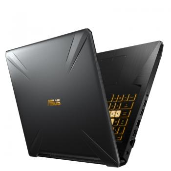 "Asus TUF FX705G-EEW273T Gaming Laptop (i7-8750H 4.10GHz,512GB,8GB,GTX1050Ti-4GB,17.3"" FHD,W10)"