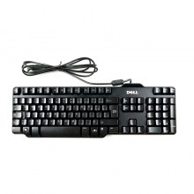 Dell SK-8115 USB wired Keyboard - Black